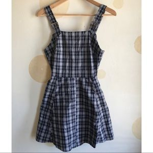 Dresses & Skirts - Overall buckle dress